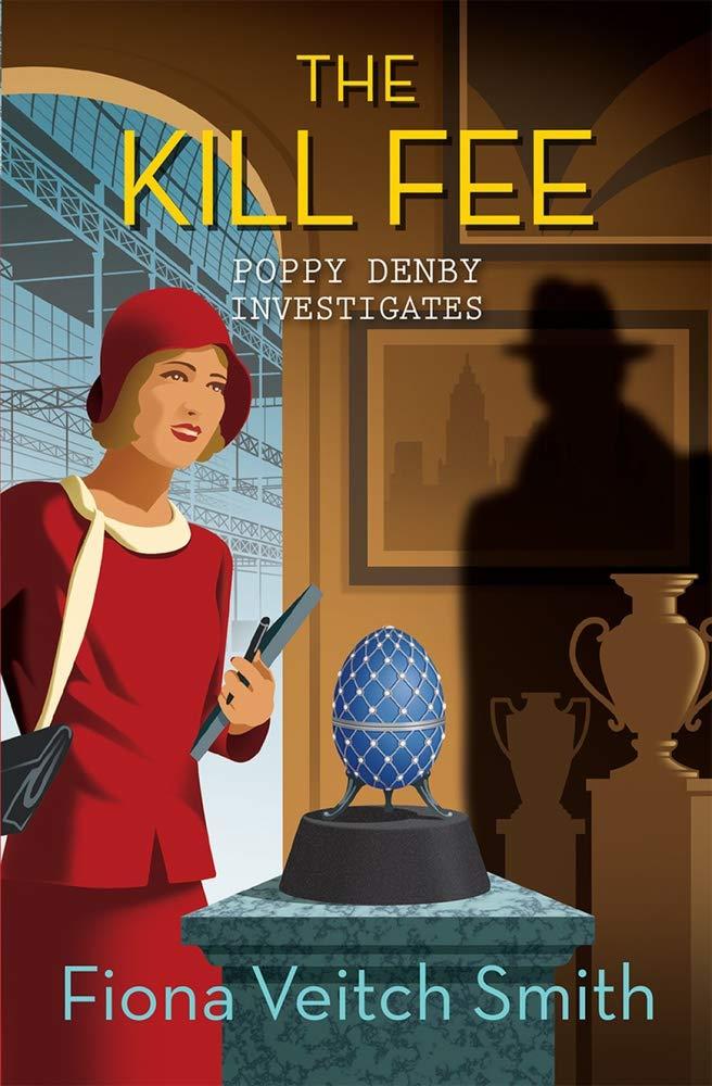 Read Online The Kill Fee (Poppy Denby Investigates) pdf