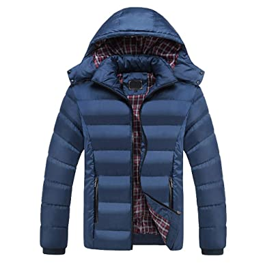 Coat Jacke Parka Winddicht Mantel Herren Ciciyoner L54RjA