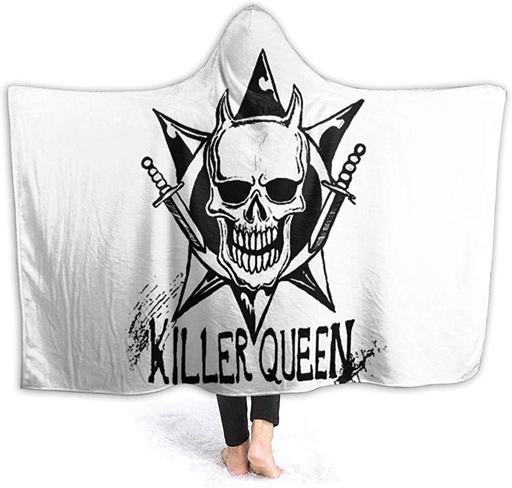 Leisure-Time La bizzarra coperta di Plaid in flanella di flanella Della Regina dell'assassino avventurosa di Jojo copre coperta per divano letto