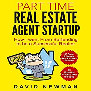 Part Time Real Estate Agent Startup Audiobook