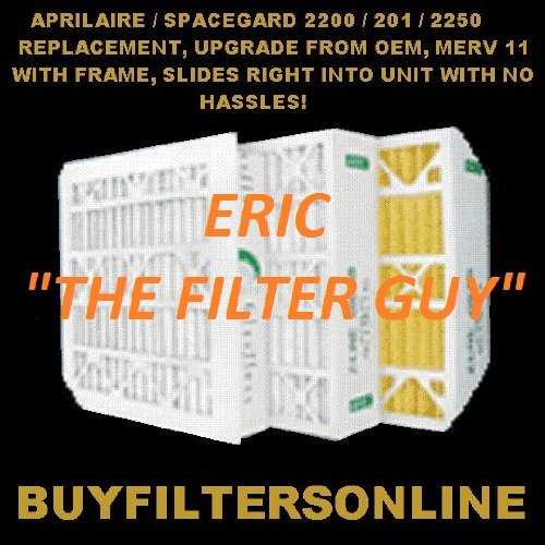 Aprilaire 201 Replacement Filter (Hustle off of 2)