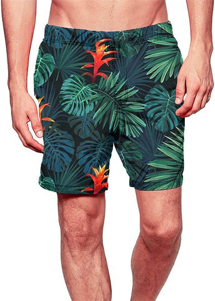 YOIGNG Boardshorts Love Music Symbol Mens Quick Dry Swim Trunks Beach Shorts