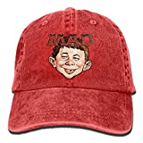 Magazine Absolutely MAD Denim Hat Adjustable Unisex Classic Baseball