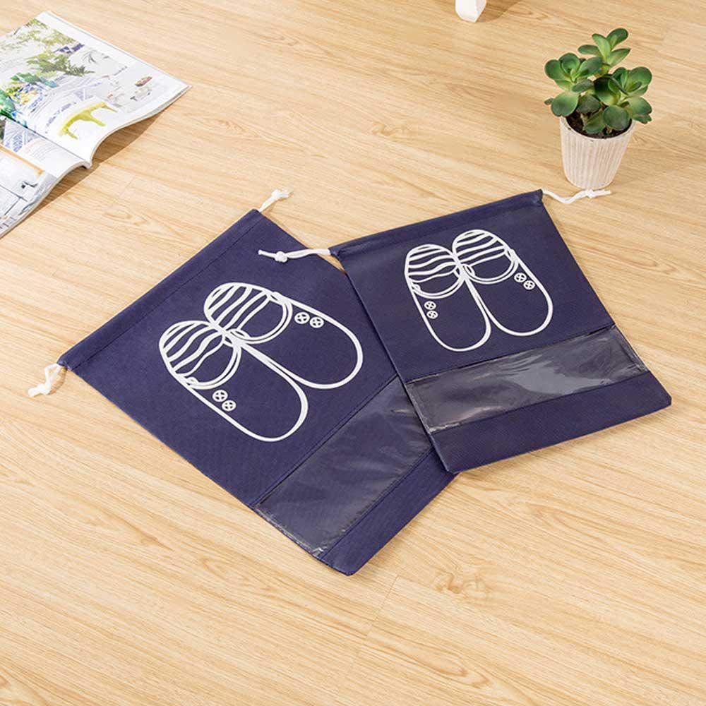 Travel Coperture Shoe Antipolvere Womdee Portable Per Valigie Bags xoeBdrC