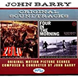 Zulu / Four in the Morning by John Barry (2001-01-02)