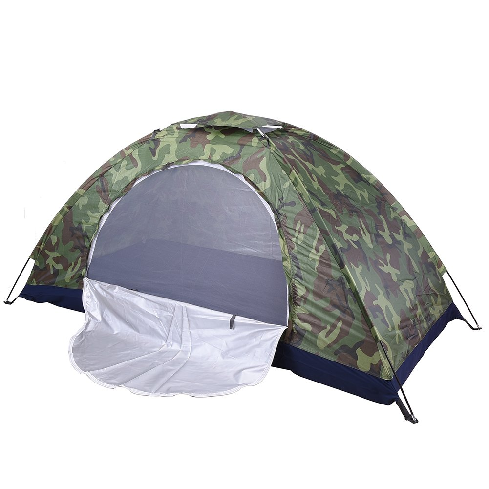 Windproof 78.74 * 39.37 * 39.37 in Nicololfle Camping Tent with Carry Bag Waterproof and UV-proof Beach Tent