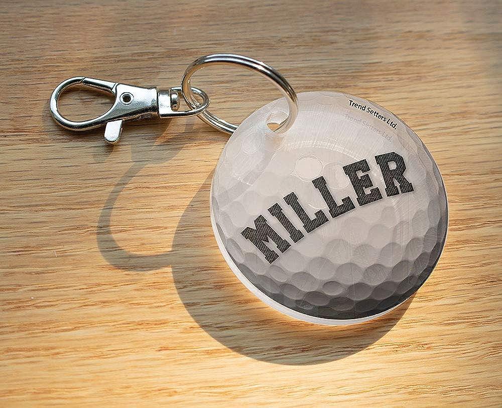 Amazon.com: Trend Setters Ltd. - Llavero de golf - Llavero ...