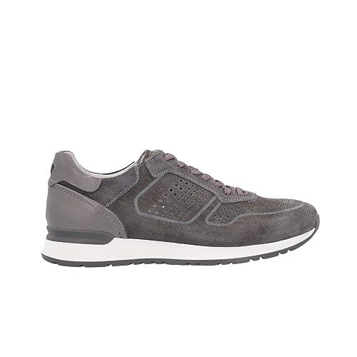 Nero Giardini Sneakers Jeans Scarpe Uomo P900832U: Amazon.it