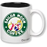 Sailor Moon Starbucks Mug (Perfect Gift For Family, Friends, Sailor Moon Fans!) - UrbanBrew LLC