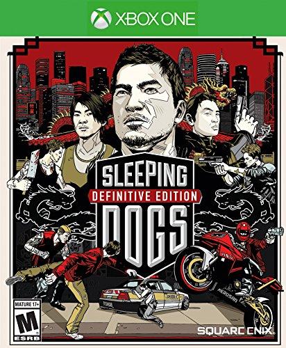 Sleeping Dogs Definitive Xbox One product image