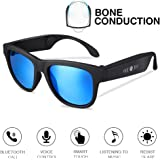 Polarized Sunglasses Bluetooth Bone Conduction Headset Smart Touch Smart Glasses Health Sports Wireless Headphones…