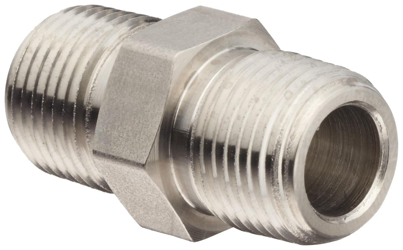 Brennan ss stainless steel pipe fitting hex