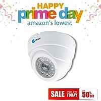 """Anni giorno & Night Vision 720p AHD 1500TVL 1/4""""CMOS IR interno telecamera Dome di sicurezza con 3.6 mm 24 LED sorveglianza CCTV sicurezza"""