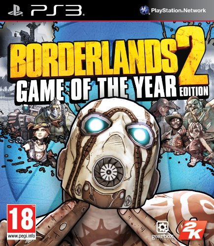 61Ogz2qnDjL - Borderlands 2 Game of the Year Edition (PS3) by 2K Games