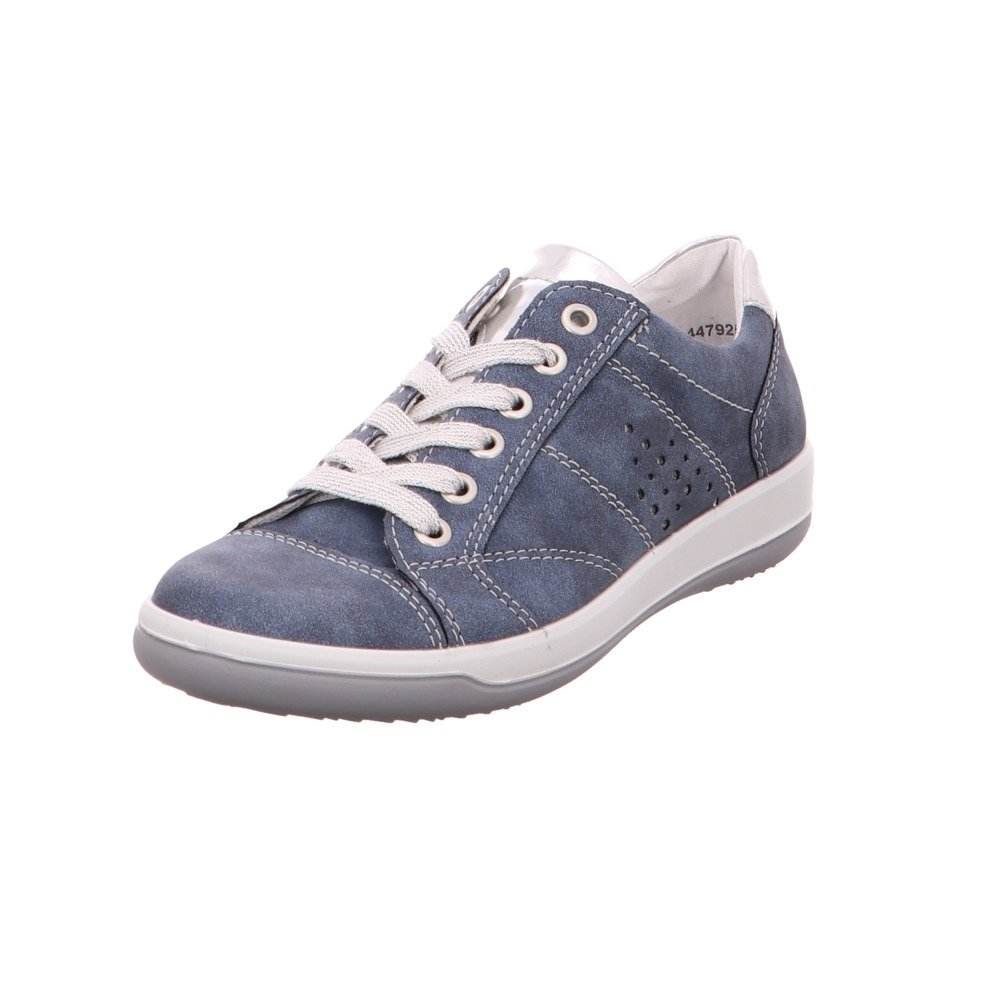 Jenny 2258710-05 - Zapatos de cordones para mujer 41 EU Azul