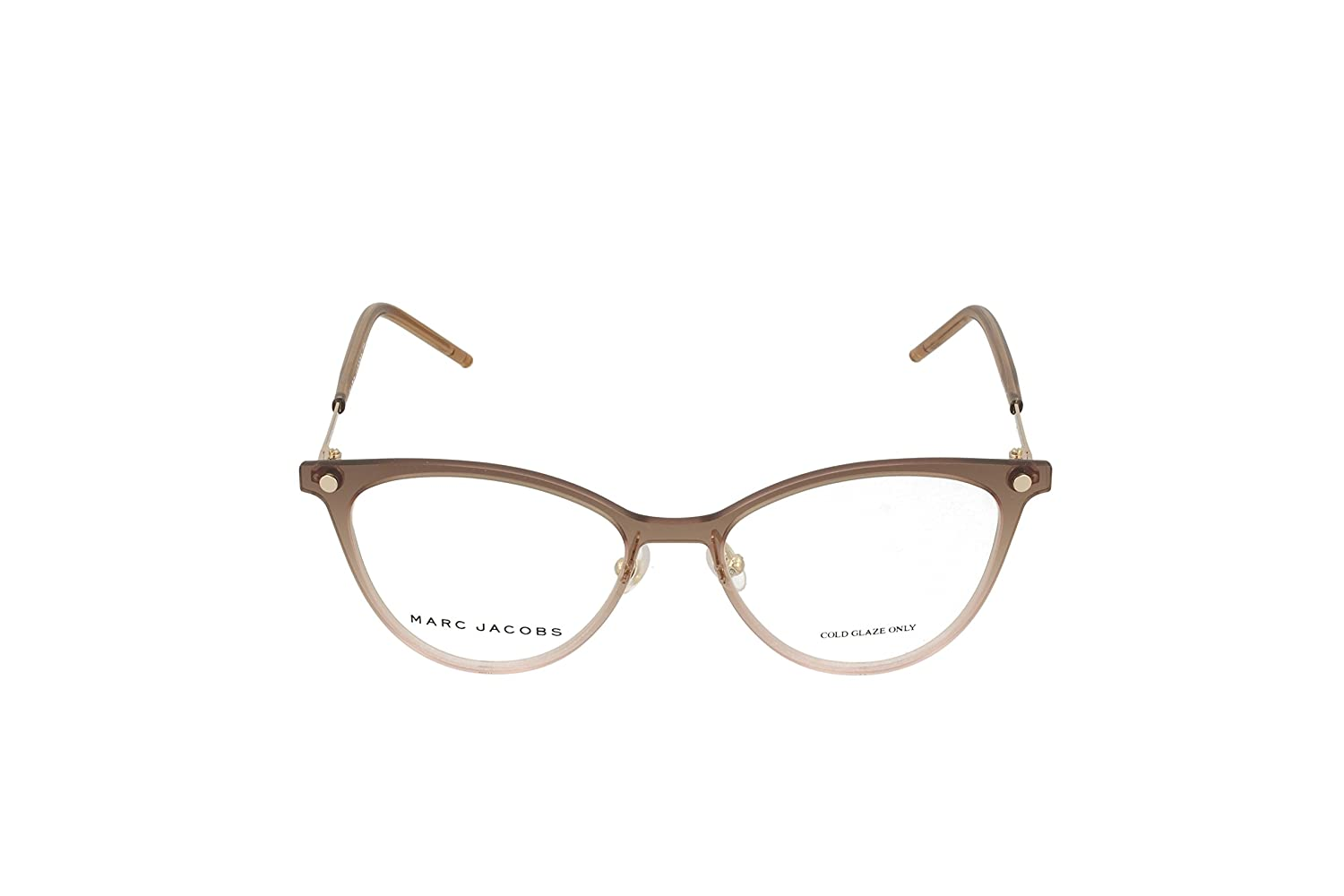 94f3311e3090 Marc Jacobs Marc 32 0TVX Brown Pink Eyeglasses  Amazon.ca  Clothing    Accessories