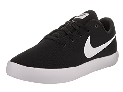 Nike Men's Essentialist Canvas Black/White Canvas Shoe 8 Men US