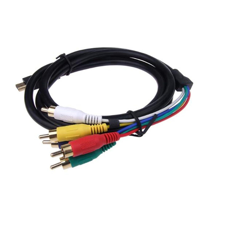 ABELINDA NEU Hohe Qualität 1,5 m 5 ft Full HD 1080p HDMI Stecker ...
