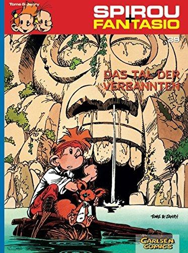 Spirou & Fantasio 39: Das Tal der Verbannten: (Neuedition)
