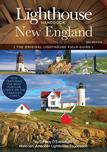The Lighthouse Handbook New England: 3rd ()
