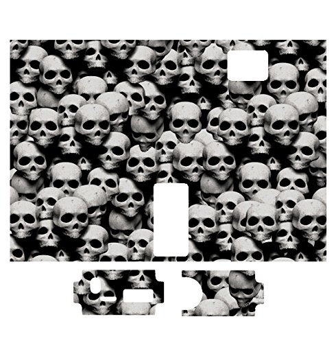 Skin 2 Win Black Skulls Protective Vinyl Skin Wrap Sticker Decal For Mvp 2 20W Watt Innokin Vape