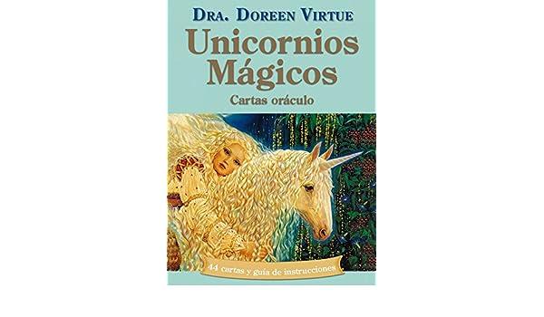 Unicornios mágicos : cartas oráculo: Doreen Virtue ...