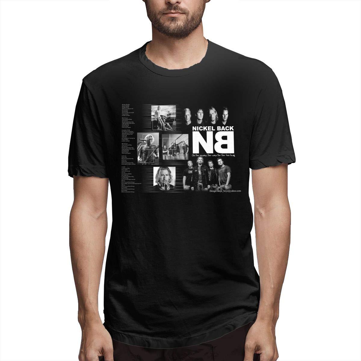 S Nickelback Funny Short Sleeve T Shirt