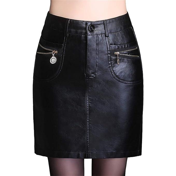 Skitor Slim Chulas Skirt Corte Ajustado Elegante Falda de Paso ...