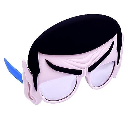 Amazon Sunstaches Star Trek Mr Spock Sunglasses Party Favors