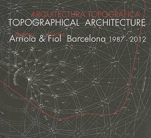 Descargar Libro Arquitectura Topográfica Arriola Andreu
