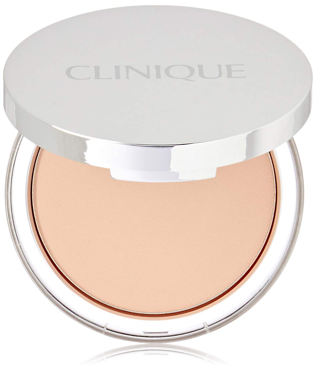 Clinique Super Powder Double Face Makeup for Dry Combination, No. 01 Matte Ivory (Vf-P), 0.35 Ounce
