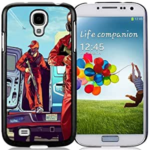 Unique and Fashionable Cell Phone Case Design with GTA 5 Van Galaxy S4 Wallpaper