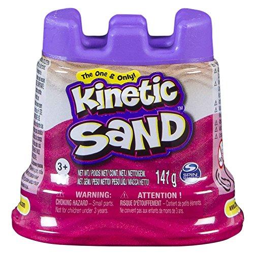 Kinetic KNS Contenedor Básico de Arena Color Rosa