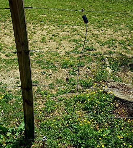 For Electric Fence Only No 2454 Lightning Choke