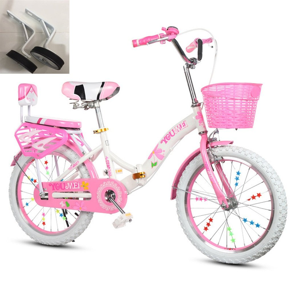 CSQ ファッション自転車、男の子、女の子自転車安全な子供時代の自転車5-18歳の赤ちゃんの補助ホイール自転車115-128CM 子供用自転車 (色 : A, サイズ さいず : 121CM) B07DWQD77G 121CM|A A 121CM
