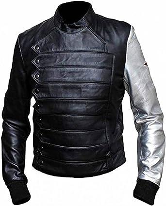 coolhides Mens Fashion Leather Jacket