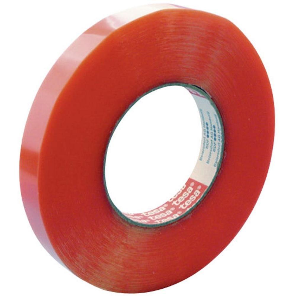 TESA 4965, 50 mm x 50 m Interno e esterno 50m Acrilonitrile butadiene stirene (ABS) Rosso nastro adesivo 04965-00014-00