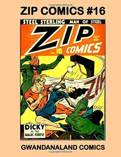 Zip Comics #16: Gwandanaland Comics pdf epub