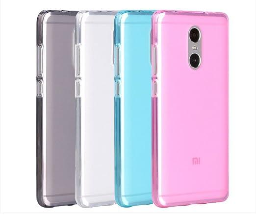 2 opinioni per Deesos Xiaomi Redmi Note 4 Cover Colorato Sottile Morbido TPU Scrub Setosa