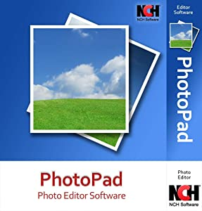 PhotoPad Photo Editing and Image Editor Free [PC Download]