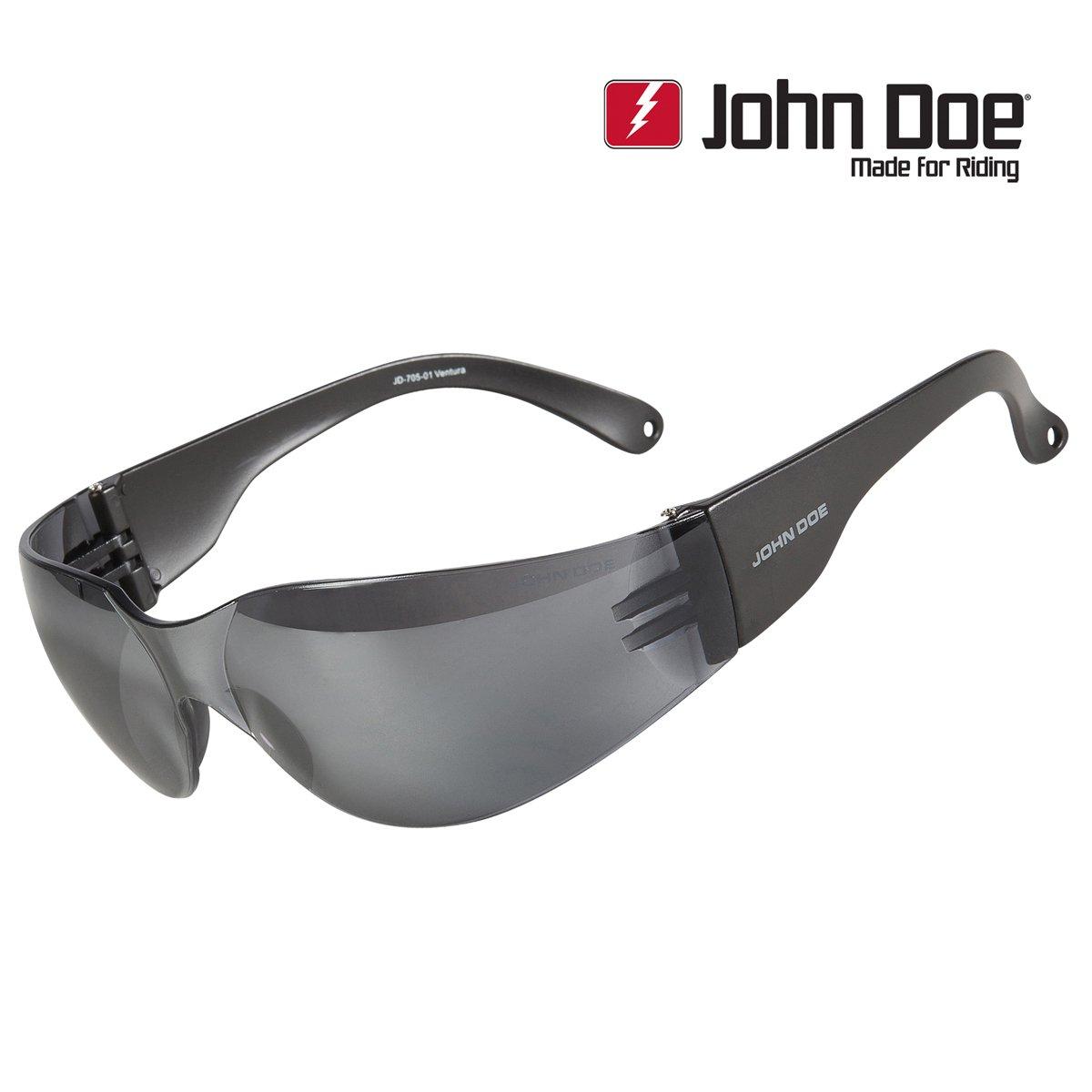 JOHN DOE® Ventura, Motorradbrille, Sportbrille, Skibrille