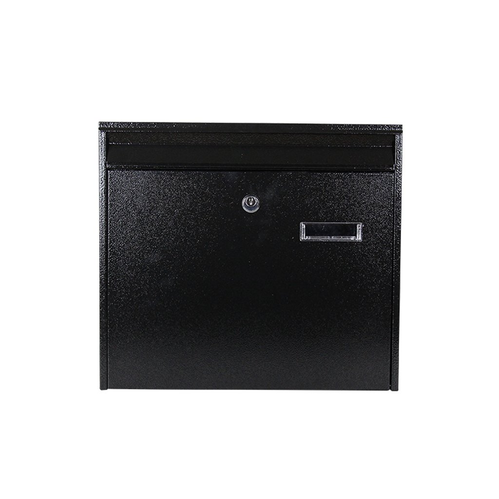 PLL ヨーロッパスタイルの屋外のメールボックス防水クリエイティブウォールラージレターボックスウォールマウントのホームメイルボックス B07DQD4SB7