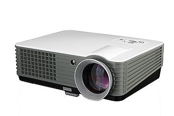 HD proyector Cine en casa proyectores led proyector Full HD ...