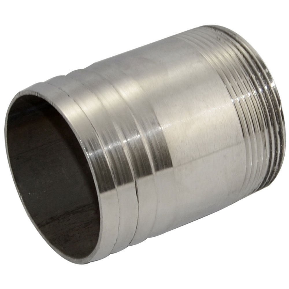 Thread 1/2' NPT Male Pipe Fitting to 20MM OD Barb Hose Tail Connector with Stainless Steel 304 dot