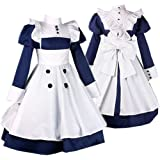 LYLAS Maid Mey-rin Cosplay Costumes Party Dress