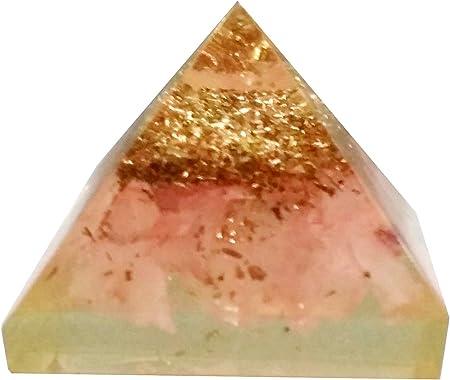 Pietra naturale creativa della pietra della piramide cristallo di guarigione