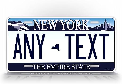 Jennifer persons name on California Aluminum License Plate tag