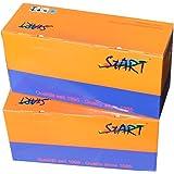 Start - 2 Cartouches de Laser Toner compatible avec Puce remplace TN-2220, Noir pour Brother DCP 7060 D, 7065 DN, HL 2240, D, L, 2250 DN, 2270 DW, MFC 7360 N, 7460 DN, 7860 DW