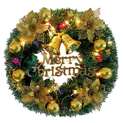 Indoor Outdoor Christmas Wreath - ANOTHERME 20