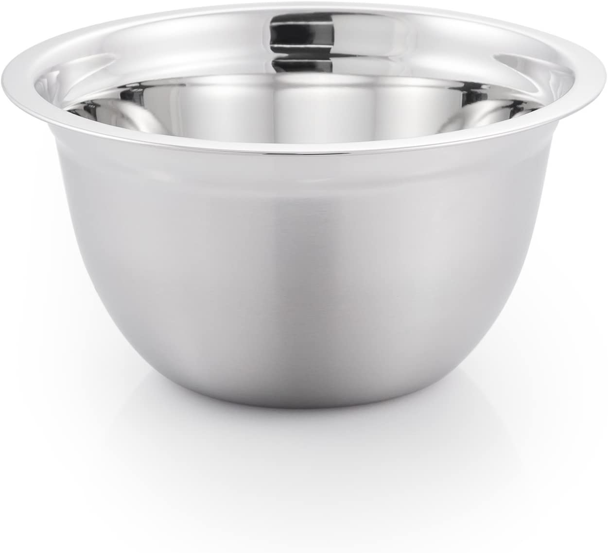 McSunley 12-Quart All Purpose Prep And Canning Bowl Stainless Steel 747